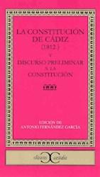 Libro La Cosntitucion De Cadiz