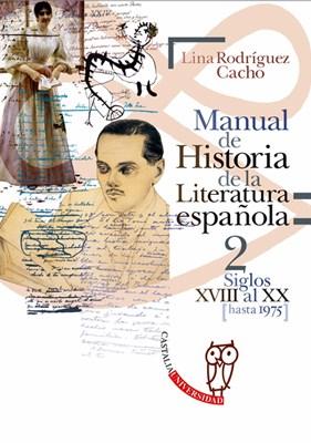 Papel Manual De Historia De La Literatura Española