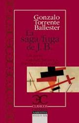 Libro La Saga / Fuga De J. B.