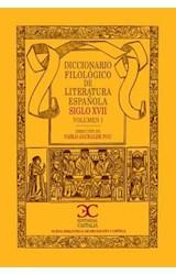 Papel DICCIONARIO FILOLOGICO VOL.1 DE LITERATURA ESPAÑOLA  SIGLO