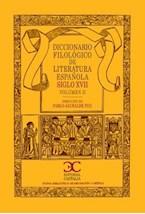 Papel DICCIONARIO FILOLOGICO VOL.2 DE LITERATURA ESPAÑOLA SIGLO XV