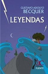Papel Leyendas - Gustavo Adolfo Becquer