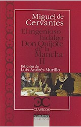 Papel EL INGENIOSO HIDALGO DON QUIJOTE DE LA MANCHA II