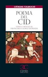 Libro Poema Del Cid