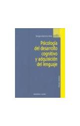 Papel PSICOLOGIA DEL DESARROLLO COGNITIVO Y ADQUISICION DEL LENGUA