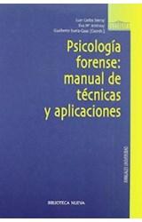 Test PSICOLOGIA FORENSE: MANUAL DE TECNICAS Y APLICACIONES