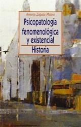 Papel PSICOPATOLOGIA FENOMENOLOGICA Y EXISTENCIAL