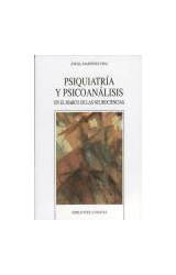 Papel PSIQUIATRIA Y PSICOANALISIS
