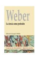 Papel CIENCIA COMO PROFESION (CLASICOS DEL PENSAMIENTO)