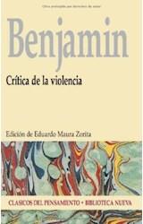 Papel CRITICA DE LA VIOLENCIA