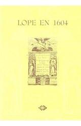 Papel Lope en 1604