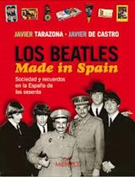 Papel Los Beatles, Made In Spain
