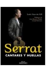 Papel SERRAT CANTARES Y HUELLAS