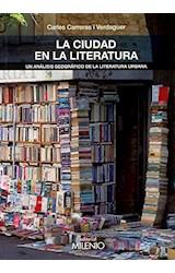 Papel LA CIUDAD EN LA LITERATURA