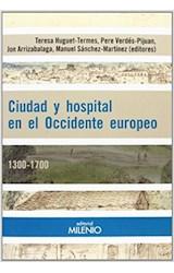 Papel CIUDAD Y HOSPITAL EN EL OCCIDENTE EUROPEO
