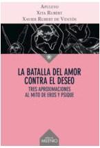 Papel LA BATALLA DEL AMOR CONTRA EL DESEO