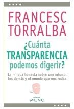Papel ¿Cuánta transparencia podemos digerir?