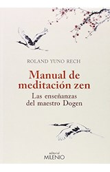 Papel Manual De Meditación Zen