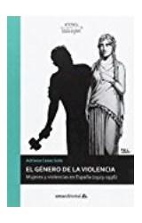 Papel EL GENERO DE LA VIOLENCIA