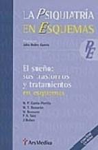 Papel PSIQUIATRIA EN ESQUEMAS (SUEÑO SUS TRASTORNOS Y TRATAMIENTOS