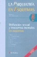 Papel PSIQUIATRIA EN ESQUEMAS, LA (DISFUNCION SEXUAL Y TRASTORNOS