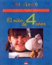 Papel Actividades Para Aprender El Niño De 4 Años