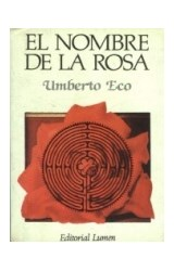 Papel NOMBRE DE LA ROSA (COLECCION CONTEMPORANEA) (BOLSILLO)