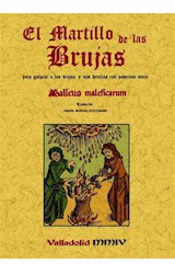Papel MARTILLO DE LAS BRUJAS PARA GOLPEAR A LAS BRUJAS Y SUS HEREJ