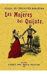 Papel MUJERES DEL QUIJOTE