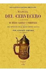 Papel MANUAL DEL CERVECERO Y FABRICANTE DE BEBIDAS GASEOSAS Y FERM