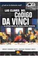Papel CLAVES DEL CODIGO DA VINCI LA ESTIRPE SECRETA DE JESUS Y OTROS MISTERIOS