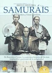 Libro Breve Historia De Los Samurais  De Ronnins A Ninjas.: