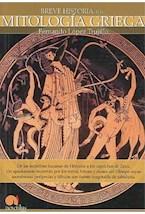 Papel BREVE HISTORIA DE LA MITOLOGIA GRIEGA