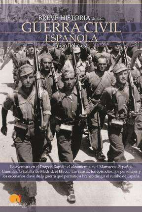 E-book Breve Historia De La Guerra Civil Española