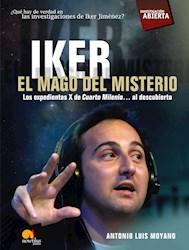 Libro Iker, El Mago Del Misterio