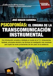 Libro Psicofonias: El Enigma De La Transcomunicacion I