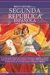 Libro Breve Historia De La Segunda Republica Española