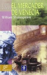 Libro El Mercader De Venecia (Tb)