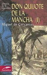 Libro Don Quijote De La Mancha I ( Tb )
