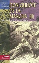 Libro Don Quijote De La Mancha Ii ( Tb )