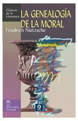 Papel LA GENEALOGIA DE LA MORAL