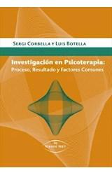 E-book Investigación en Psicoterapia