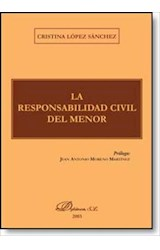 E-book La responsabilidad civil del menor