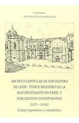 Papel ARCHIVO CAPITULAR DE SAN ISIDORO DE LEON