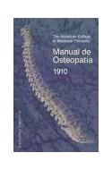 Papel MANUAL DE OSTEOPATIA (OBELISCO SALUD)