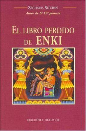 Papel Libro Perdido De Enki, El