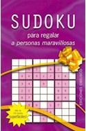 Papel SUDOKU PARA REGALAR A PERSONAS MARAVILLOSAS (RUSTICA)