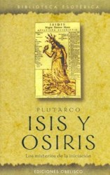 Papel Isis Y Osiris Los Misterios De La Iniciacion