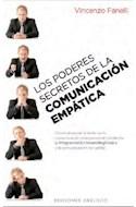 Papel PODERES SECRETOS DE LA COMUNICACION EMPATICA (RUSTICA)