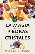 Papel MAGIA DE LAS PIEDRAS Y LOS CRISTALES (BOLSILLO) (RUSTICA)